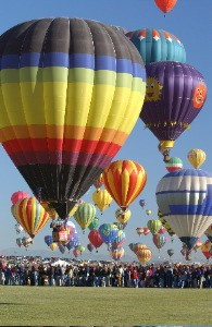 Exclusive Balloon Flight