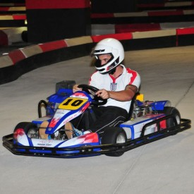 Go Karting (20 Minutes)