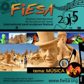 FIESA SAND CITY Tickets - International Sand Sculpture Festival