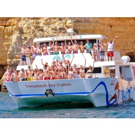 Sea Cruise Catamaran Ophelia - Adulto