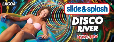 Bilhetes Slide & Splash