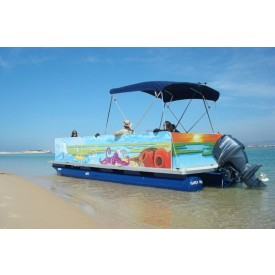 Tour Ria Formosa – Catamarã