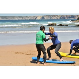 Surf Lessons - International Surf School Sagres