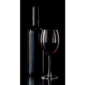 Enjoy the offer of a bottle of house wine